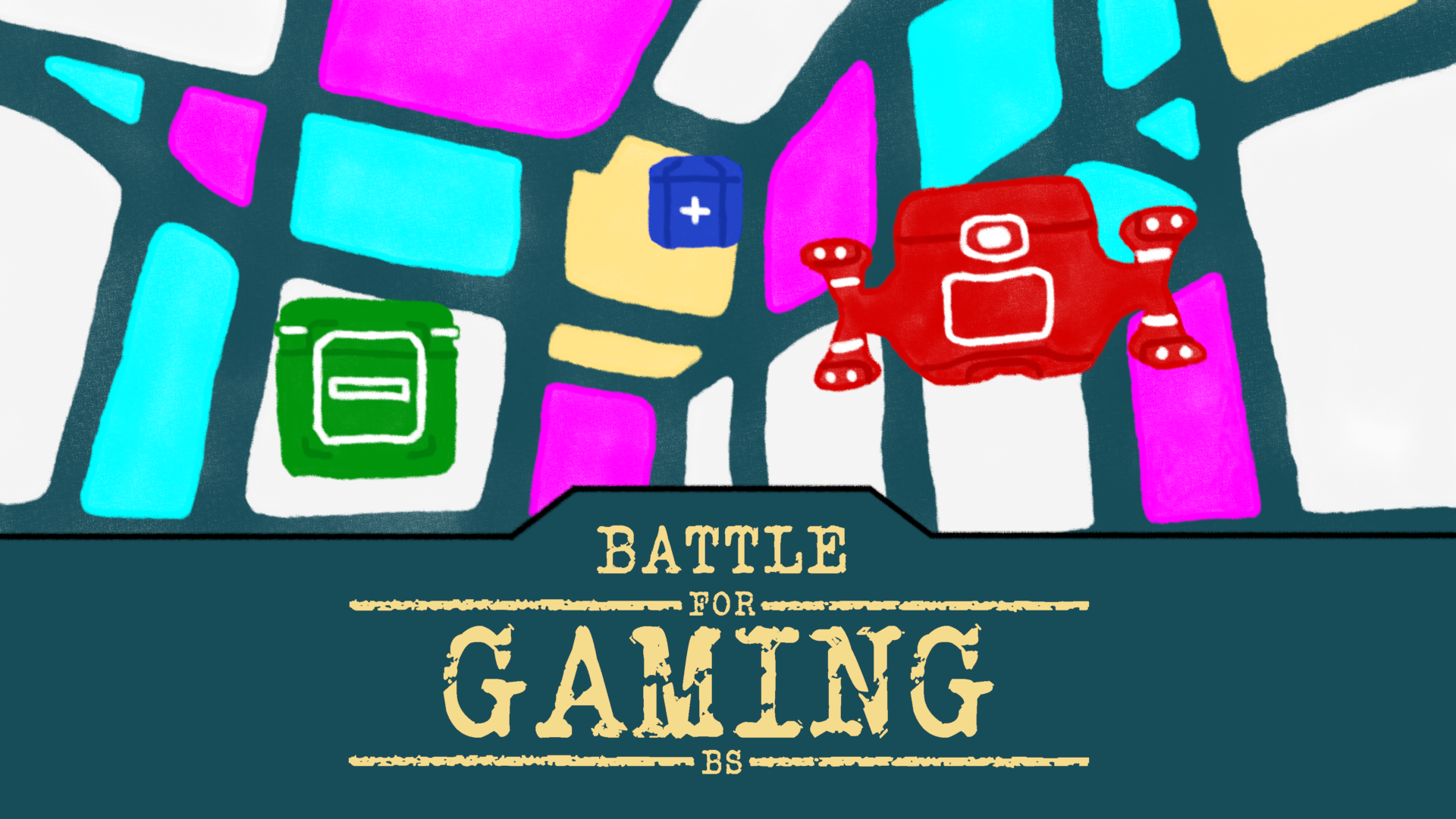 Battle for Gaming Release
