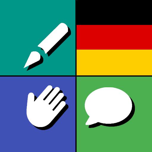 Erklären Zeichnen Pantomime - Deutsch